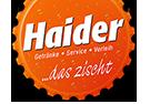STEIRERKRACHERL – Haider Getränke GmbH Logo