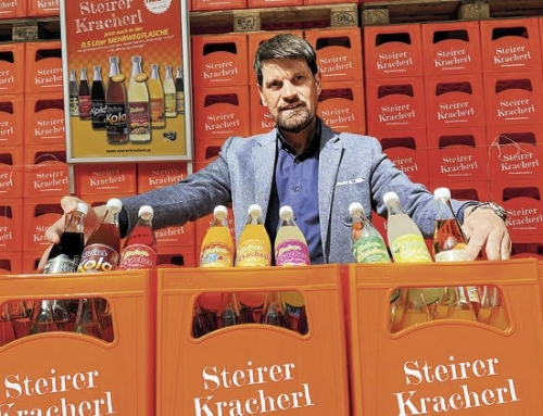 Steirische Wirtschaft – WKO News: Steirer-Kracher investiert eine Million Euro.